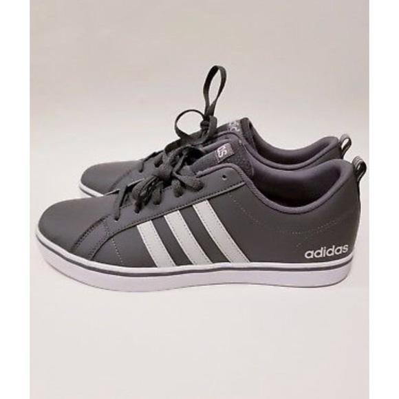 357925420dbbb5 adidas Other - Adidas Neo Vs Pace B74316 Grey White Sneakers 10.5